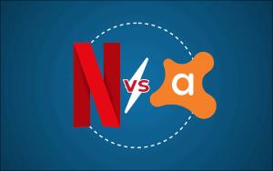 Featured Image Netflix vs Avast