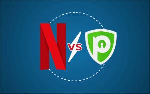 Featured Image Netflix vs Pure VPN