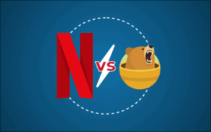 Featured Image Netflix vs Tunnelbear