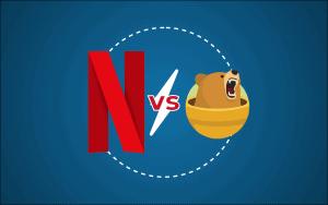 Featured Image Netflix vs Tunnelbear