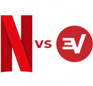 Featured Image transparent Netflix vs Express VPN