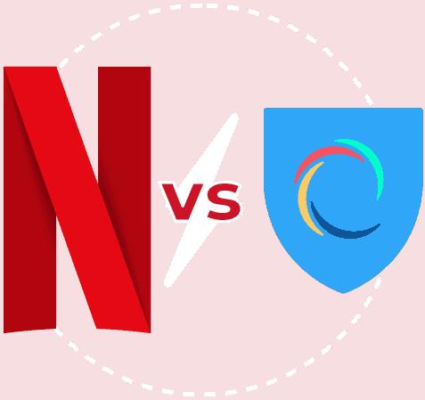 Featured Image transparent Netflix vs Hotspotshield