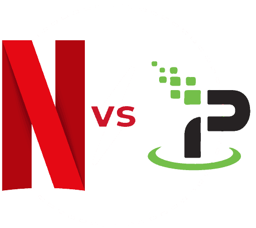 Featured Image transparent Netflix vs Ipvanish