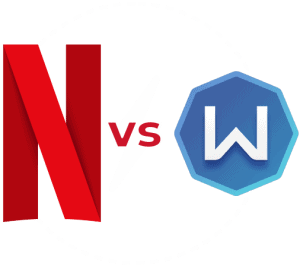 Featured Image transparent Netflix vs Windscribe