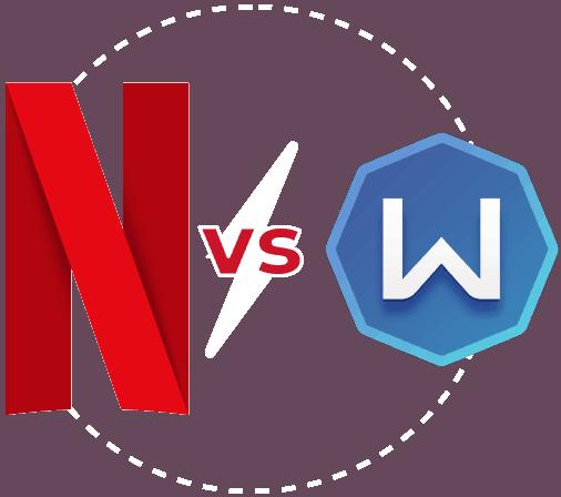 Featured Image transparent Netflix vs Windscribe