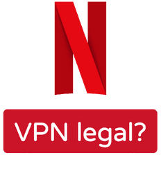 Featured Image transparent Netflix VPN legal