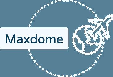 Featured Image transparent Maxdome im Ausland