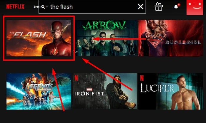 The Flash mit VPN