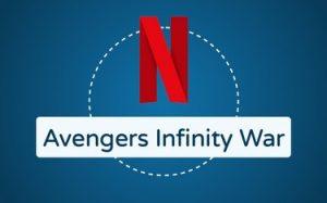 Featured Image Netflix Avengers Infinity War
