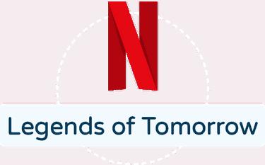 Featured Image transparent Netflix Legends of Tomorrow