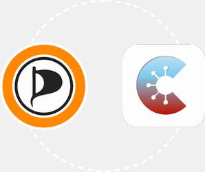 Featured Image transparent Piratenpartei Corona-Warn-App