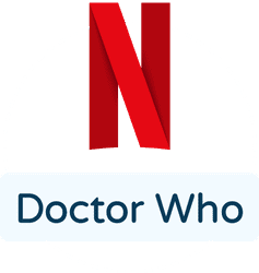 Featured Image transparent Netflix Doctor Who