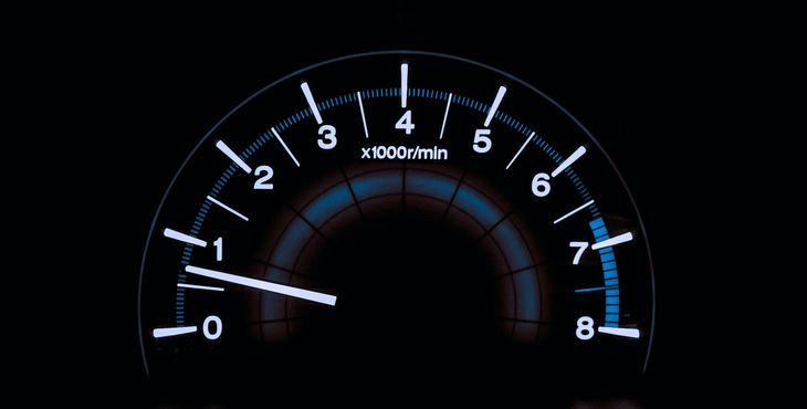 Geschwindigkeitsmesser