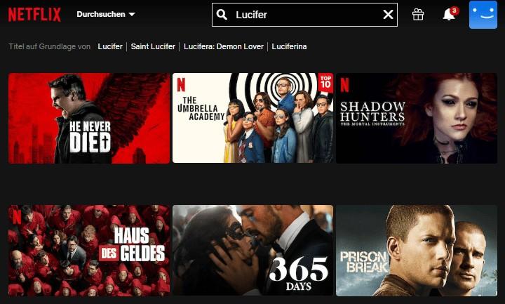 Lucifer ohne VPN