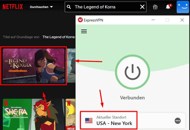 Die Legende Von Korra Netflix
