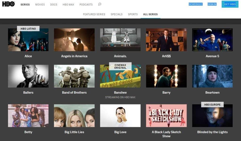HBO Deutschland Angebot