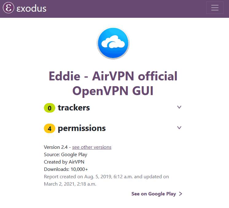AirVPN App