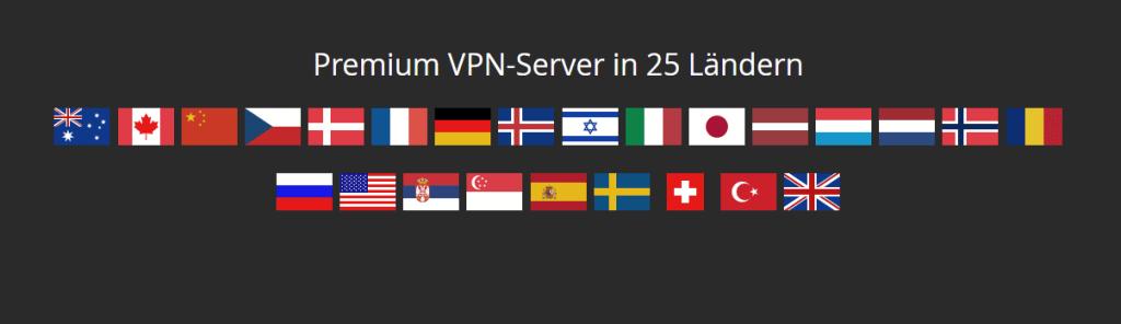 perfectprivacy Länder