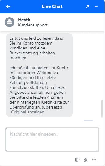 vyprvpn Geld-Zurueck-Garantie